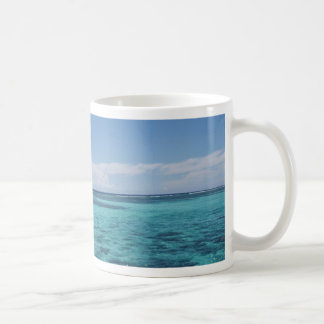 Coastal Reef, Fiji Coffee Mug