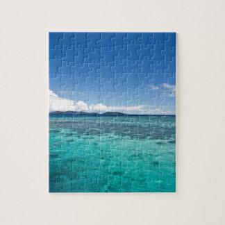 Coastal Reef, Fiji Jigsaw Puzzle