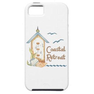 COASTAL RETREAT BIRDHOUSE iPhone 5 COVERS