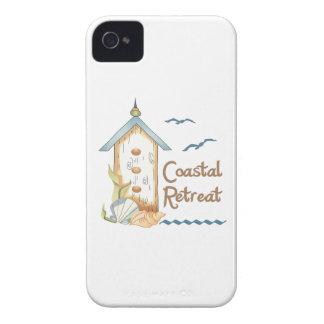COASTAL RETREAT BIRDHOUSE iPhone 4 CASE