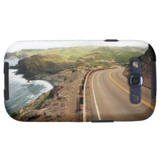 Coastal Road Samsung Galaxy S3 Cover