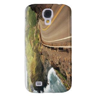 Coastal Road Samsung Galaxy S4 Cases