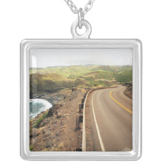 Coastal Road Silver Plated Necklace