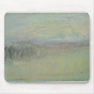 Coastal scene. c.1830 mouse pad