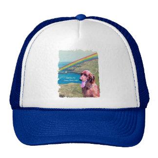 Coastal Scene near Beautiful Cushendun Ireland Trucker Hat