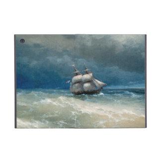 Coastal scene with Stormy Waters  Ivan Aivazovsky Case For iPad Mini