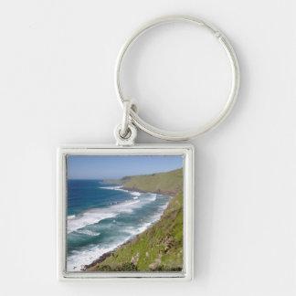 Coastal Scenery Coffee Bay Keychain