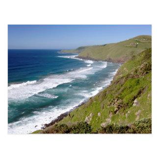 Coastal Scenery Coffee Bay Postcard