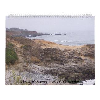 Coastal Scenes 2010 Calendar