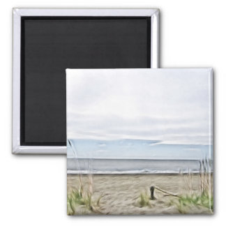 Coastal Sea Dunes of North Carolina Refrigerator Magnets