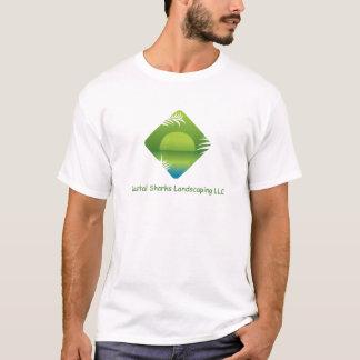 coastal sharks landscaping T-Shirt