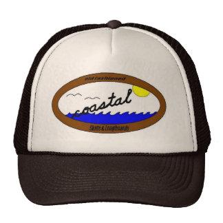 Coastal Skate Trucker Style Hat