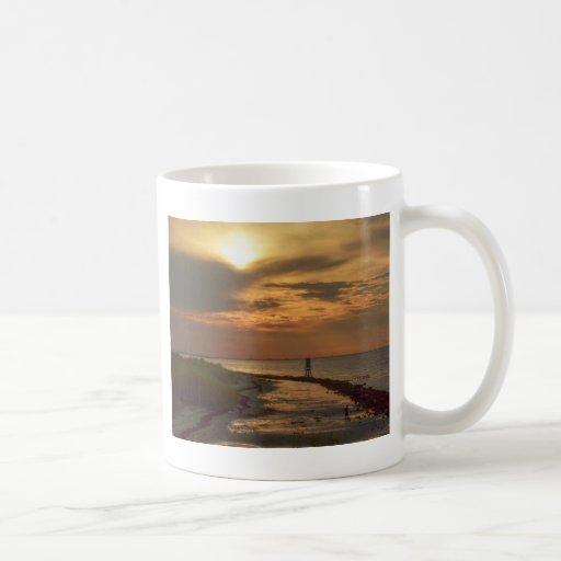 Coastal Strip Coffee Mug