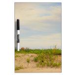 Coastal Strip Dry-Erase Board
