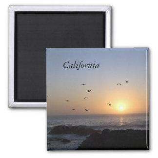 Coastal Sunset magnet