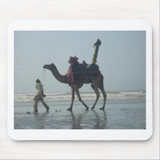 Coastal tribal Camel.JPG Mouse Pad