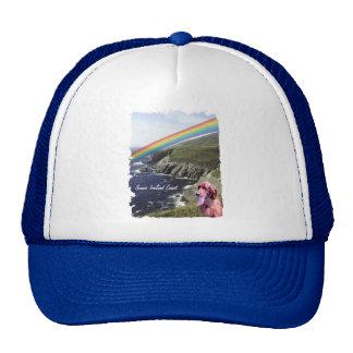Coastal View Beautiful Scenic Ireland Trucker Hat