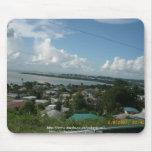 Coastal View Mousepad Design by JADa Vision