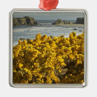 Coastal views, Bandon, Oregon 2 Metal Ornament