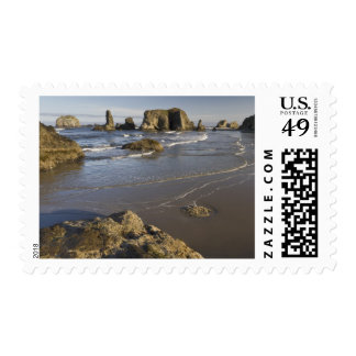 Coastal views, Bandon, Oregon Postage