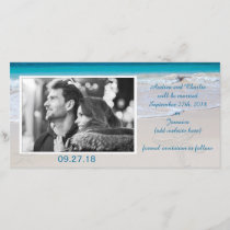 Coastal Vows Wedding Save the Date