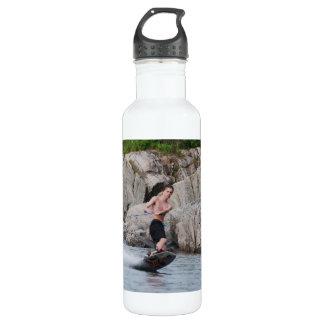 Coastal Wakeboarding 24oz Water Bottle