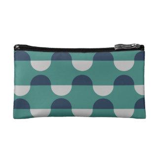 Coastal Waves Cosmetic Bag