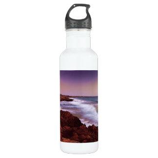 Coastal Waves 24oz Water Bottle