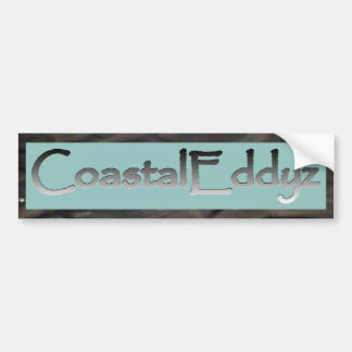 CoastalEddyz Local Phenomenon Bumper Sticker