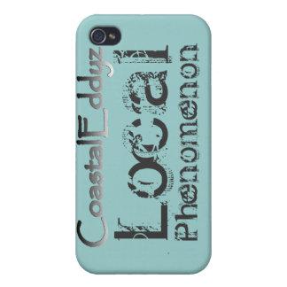 CoastalEddyz™ Local Phenomenon Case For iPhone 4