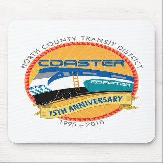 Coaster 15th Anniversary Mousepad