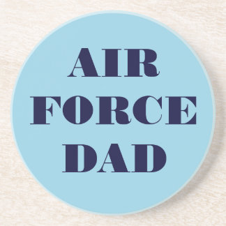 Coaster Air Force Dad