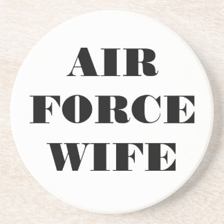 Coaster Air Force Wife