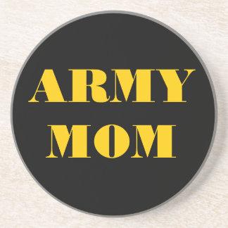 Coaster Army Mom