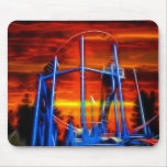 Coaster At Sunset Mousepad