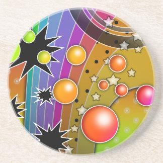Coaster - Big Bang Pop Art