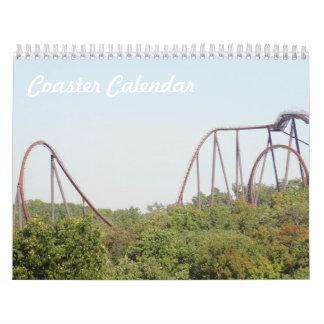 Coaster Calendar