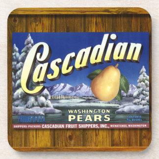 Coaster - Cascadian