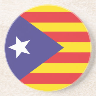 "Coaster Catalan Flag ""Serenya """
