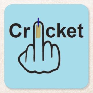 Coaster Cricket Flip