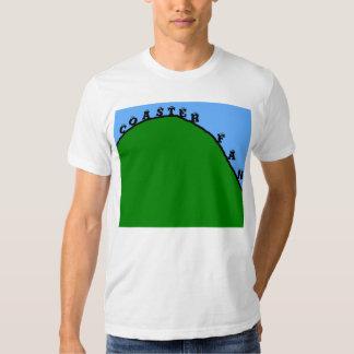 COASTER FAN - shirt