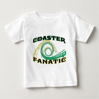 Coaster Fanatic Baby T-Shirt