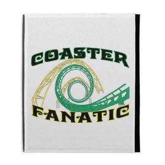 Coaster Fanatic iPad Folio Cases
