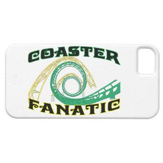 Coaster Fanatic iPhone 5 Cover