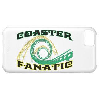 Coaster Fanatic iPhone 5C Case