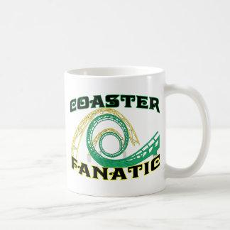 Coaster Fanatic Coffee Mug
