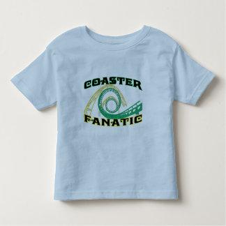 Coaster Fanatic Toddler T-shirt