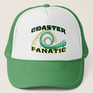 Coaster Fanatic Trucker Hat