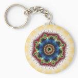 Coaster - Fractal Art Keychain