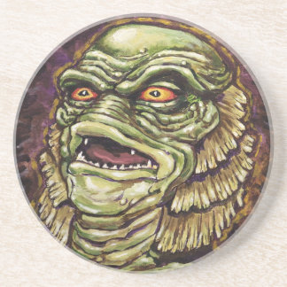 Coaster from the Black Lagoon